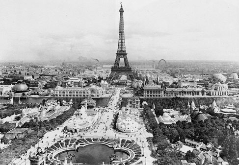 Paris Hotel Exposition Eiffel